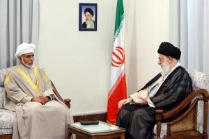 العلاقات الايرانية العمانية
