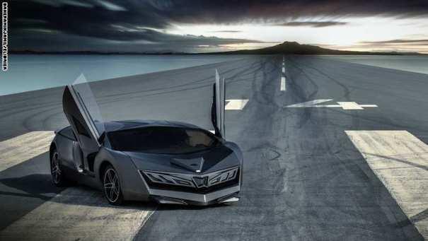 سيارة قطرية